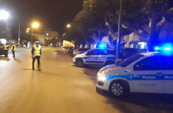 Covid-19, il report dei controlli eseguiti dalla Polizia municipale di Alcamo dallo scorso 3 marzo