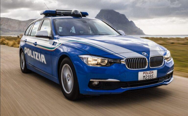 Alcamo, la polizia stradale sequestra 1200 ricci