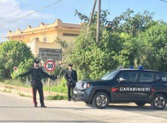 Si finge cieco e percepisce la pensione di invalidità, eseguito dai carabinieri un sequestro preventivo a Campobello di Mazara