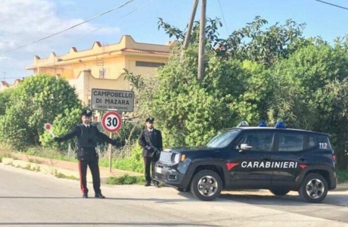 Non risponde al citofono ai carabinieri che lo vanno a controllare, eseguito un decreto di confisca a Salvatore Messina Denaro
