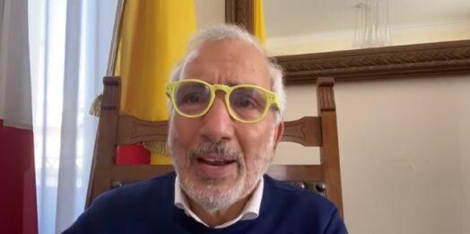 VIDEO – Coronavirus, la situazione a Castelvetrano. Parla il Sindaco Alfano