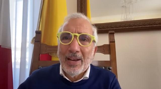 """VIDEO – Covid. Alfano: """"A Castelvetrano preoccupa il dato dei ricoveri"""""""