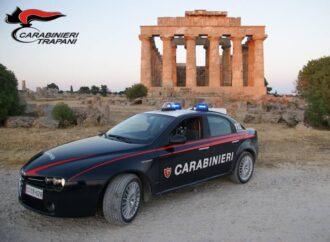 Castelvetrano, due arresti per il furto di un'auto