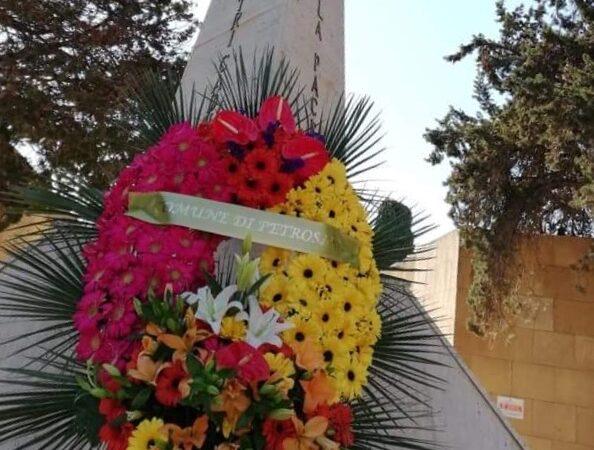 Petrosino, domani fiori freschi per ogni defunto al cimitero