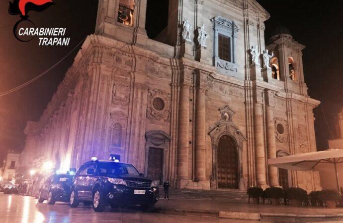 Un marsalese arrestato dai carabinieri con l'accusa di furto