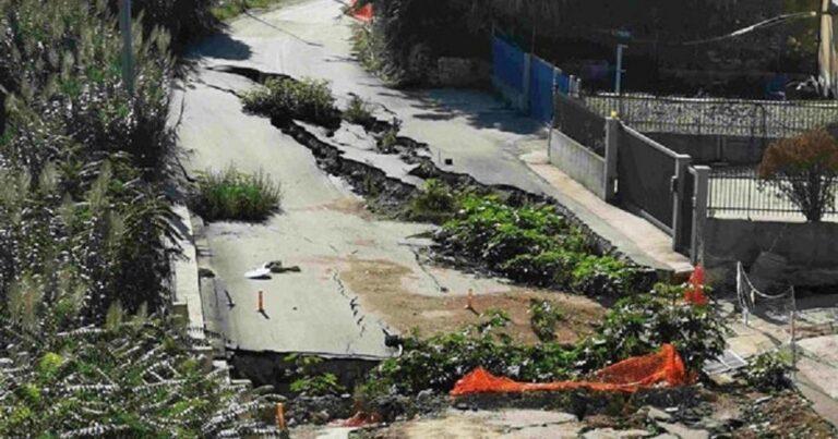 Dissesto idrogeologico: Alcamo, in sicurezza la strada per Camporeale