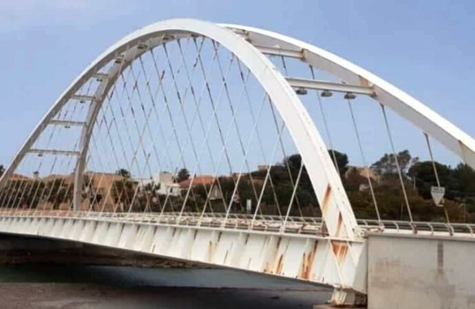 Da domani la prima Trance di lavori propedeutici alla manutenzione del ponte sul fiume Arena
