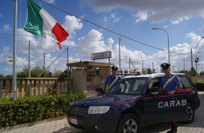 Un trapanese è stato arrestato dai carabinieri con l'accusa di atti persecutori
