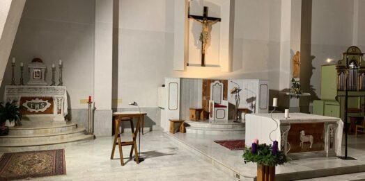 VIDEO – Fase due, da oggi la celebrazione delle messe con i fedeli. Parla il parroco della chiesa Santa Gemma di Mazara