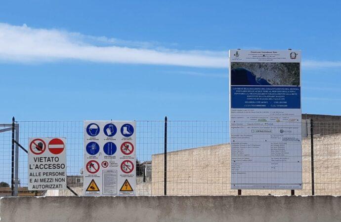 Mazara, partiti i lavori per il sistema fognario a Tonnarella e Trasmazaro