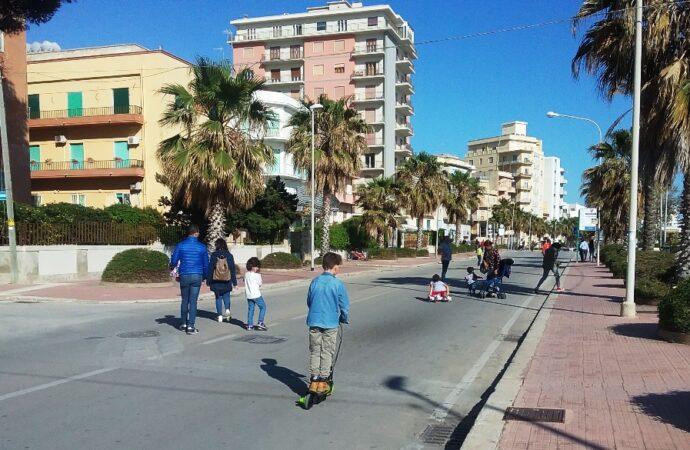 Marsala, un tratto del Lungomare resterà chiuso al transito veicolare sabato e domenica