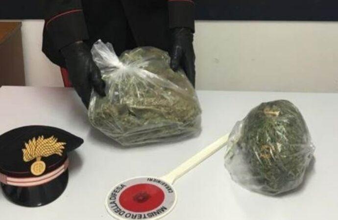 A Marsala un 32enne arrestato dai carabinieri per droga