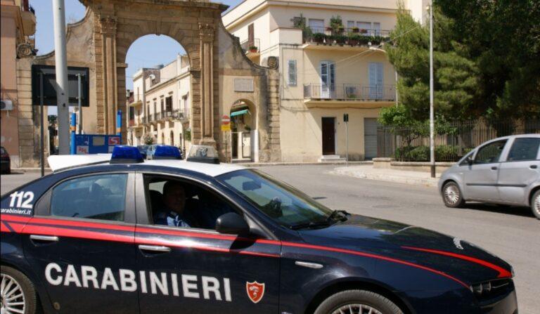Castelvetrano, una persona arrestata per evasione e denunciata per maltrattamenti