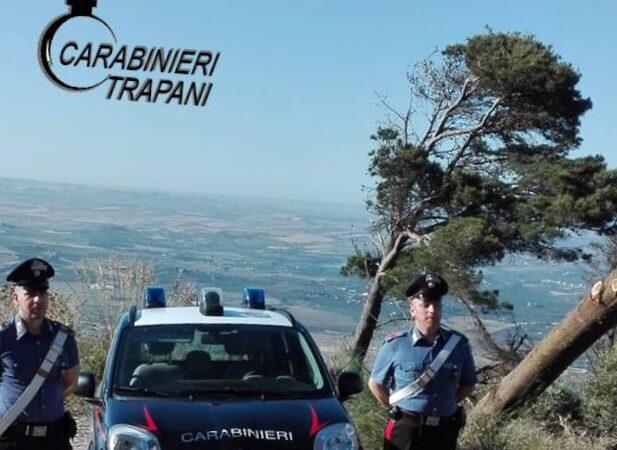 Controlli dei carabinieri, denunciati due trapanesi