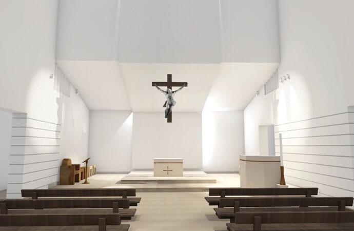 Avviati i lavori di manutenzione straordinaria della parrocchia San Pietro a Mazara