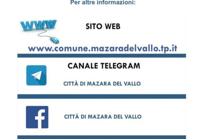 Mazara, online il nuovo portale istituzionale