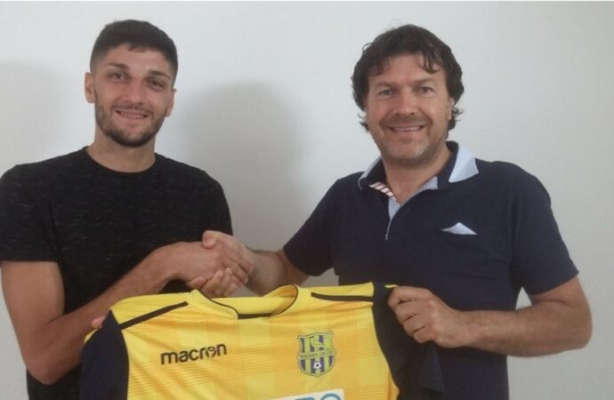 Mazara calcio, arriva anche la conferma del centrocampista Bartolo Caronia