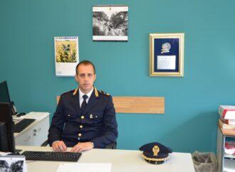 Nuovo dirigente alla Squadra volanti di Trapani