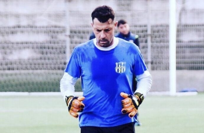 Mazara calcio, riconfermato il portiere Giovanni Maltese