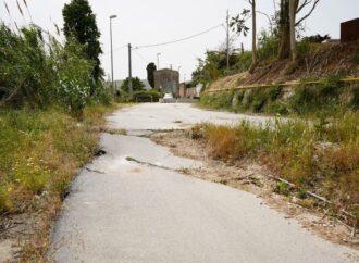 Dissesto idrogeologico: Alcamo, si ricostruisce la strada che porta a Camporeale