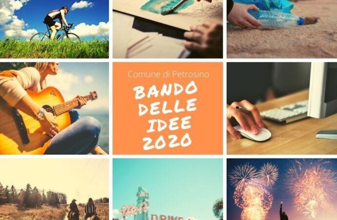 Estate 2020 a Petrosino, approvato il Bando delle Idee