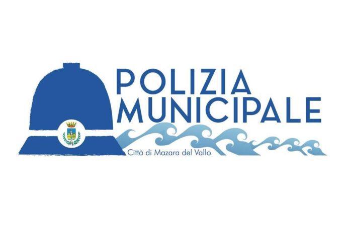 Servizi di controllo della Polizia Municipale di Mazara, 5 verbali elevati per guida senza patente