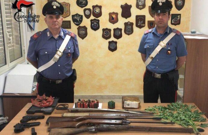 Controlli dei carabinieri, scatta un arresto a Campobello di Mazara