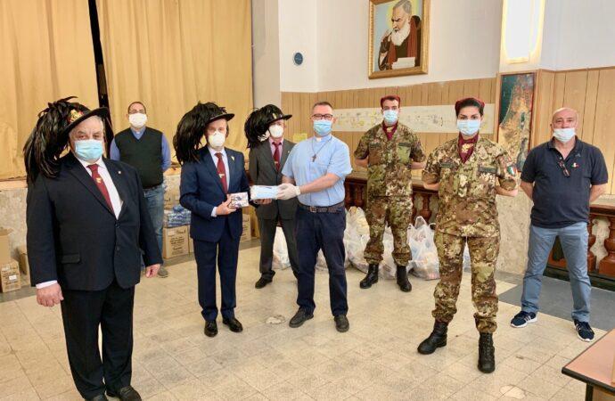 """Esercito, conclusa in provincia di Trapani l'iniziativa """"Insieme per la solidarietà """""""