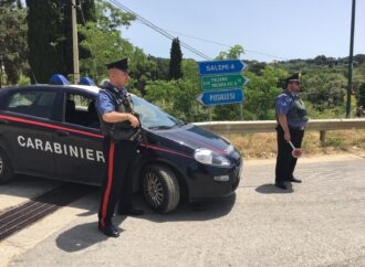 Salemi, arrestato dai carabinieri un meccanico