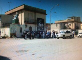 VIDEO – Sit-in oggi degli operatori del mercatino settimanale di Mazara