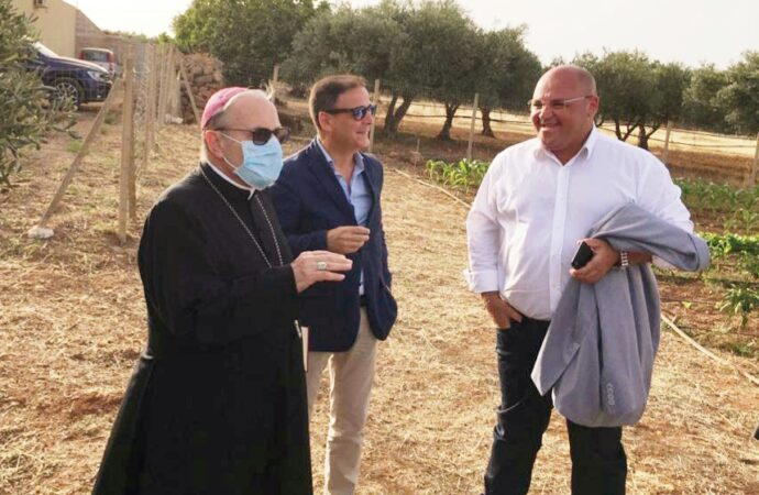 """Mazara, l'amministrazione comunale sostiene il progetto di cooperazione """"Terre senza frontiere"""""""