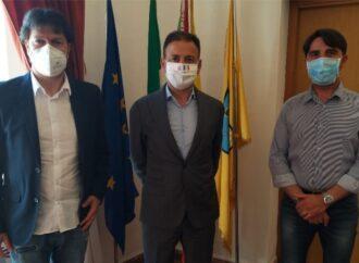 Il Mazara Calcio incontra il sindaco Quinci