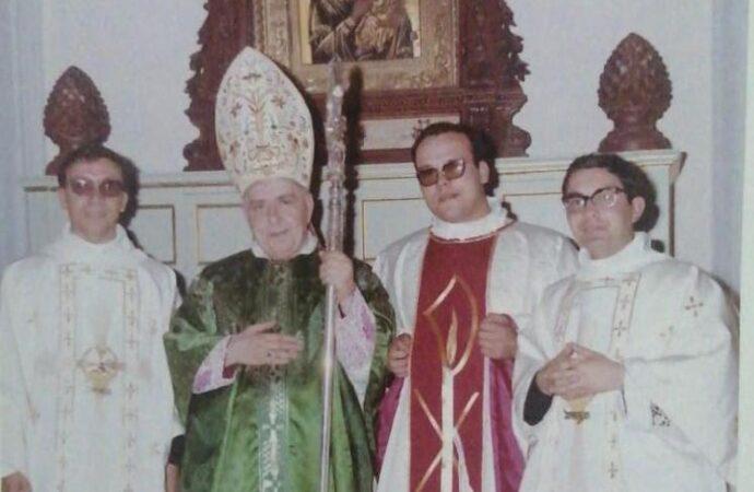 Giubileo sacerdotale per alcuni presbiteri della Diocesi di Trapani