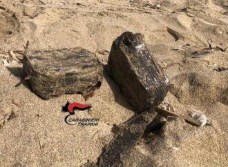 I carabinieri trovano altro carico di droga sulle coste trapanesi