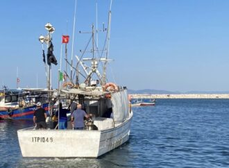 """Liberato il peschereccio """"Nuova Maria Lucia"""". Lo ha reso noto il Distretto della pesca"""