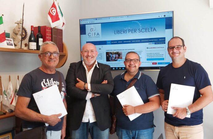 Cifa Trapani, Roberto Giacalone e Michele Frazzetta responsabili provinciali  per i settori Ittico-Alimentare e Turistico-Balneare