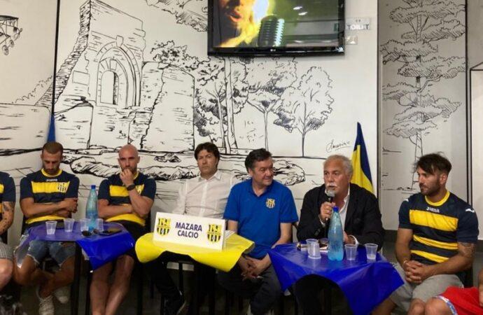 VIDEO – Novità in casa Mazara Calcio, parlano Titone e Marino