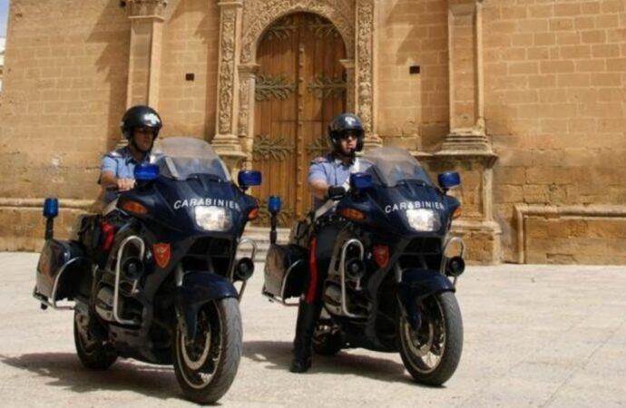 Marsala, un romeno denunciato dai carabinieri