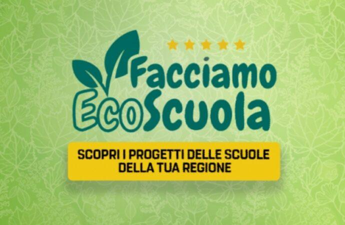 Facciamo EcoScuola, finanziati tre interventi in provincia di Trapani