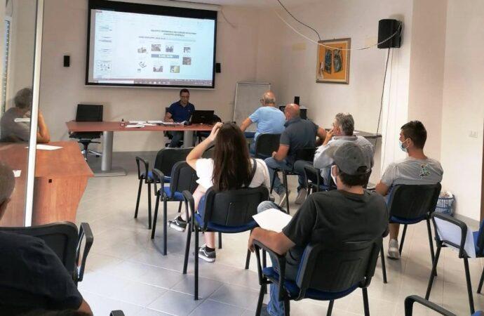 Mazara, avviata la formazione per i progetti di utilità collettiva