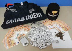 Due arresti eseguiti dai carabinieri di Trapani