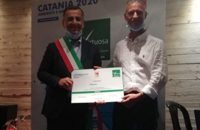 """Raccolta differenziata, Petrosino premiato dalla Regione come """"Comune Virtuoso"""" per il 2019"""