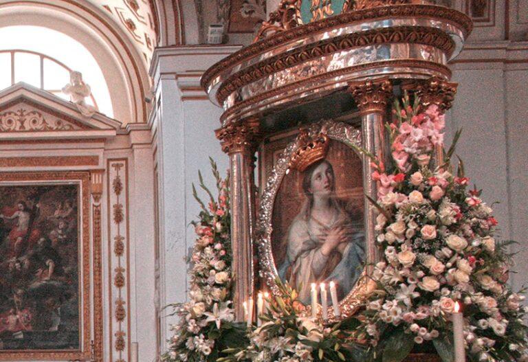 Mazara, niente processione per la Madonna del Paradiso. L'Effige da giovedì in cattedrale