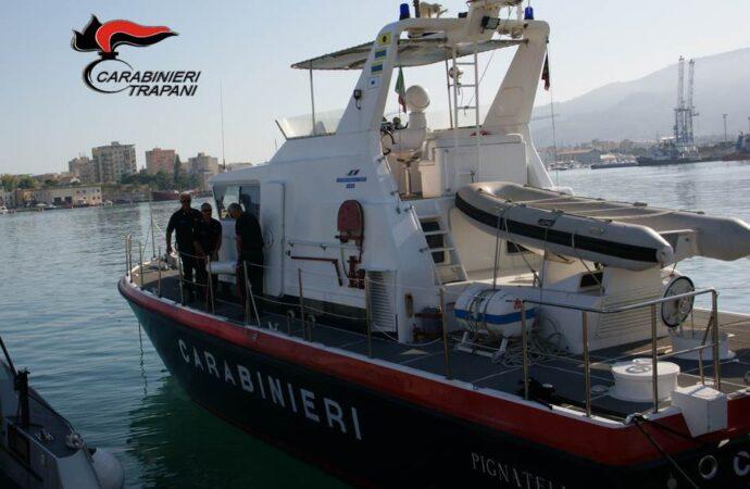 Emergenza ossigeno a Favignana, i carabinieri consegnano 4 bombole