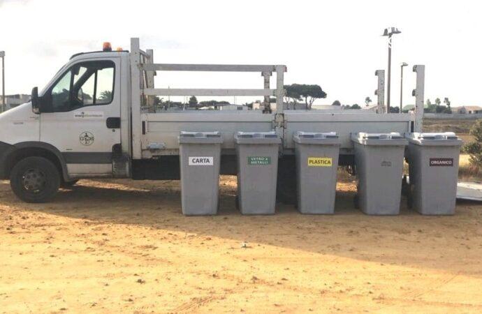 Marsala, operativa l'Ecomobile per la raccolta differenziata dei rifiuti