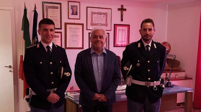 Questura di Trapani, in servizio due nuovi vice ispettori