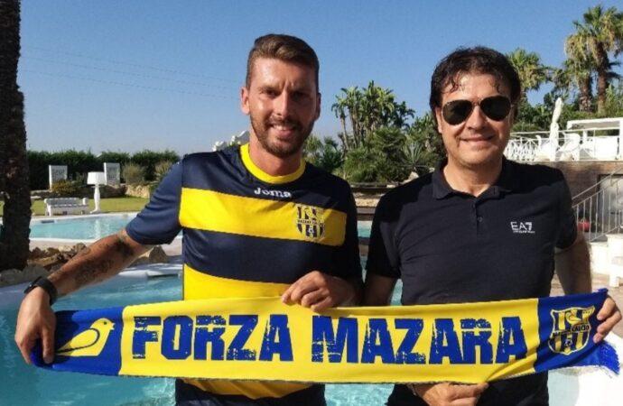 Calcio, il Mazara conferma Giardina. Oggi al via la preparazione pre-campionato