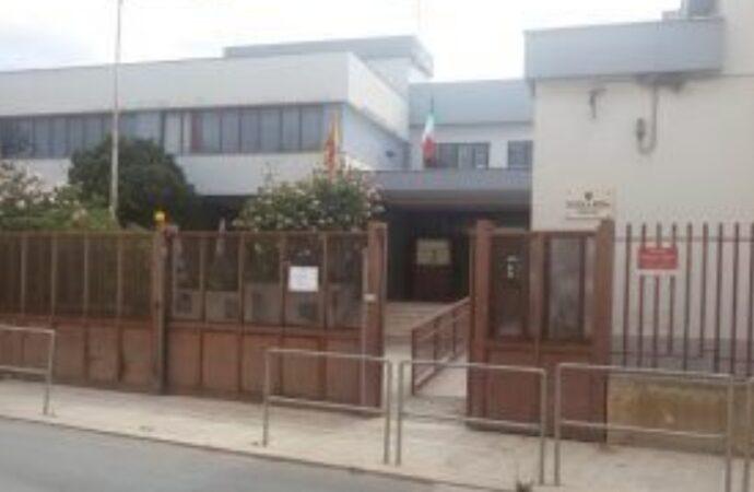 Pericoli per l'incolumità pubblica, il sindaco Quinci chiude il plesso scolastico di via Bonanno