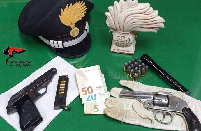 Era evaso dai domiciliari, un uomo arrestato dai carabinieri a Castelvetrano