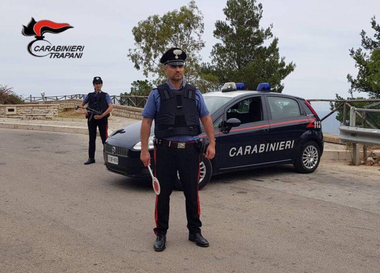 Due persone arrestate dai carabinieri di Alcamo